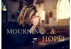 Praying in church - mourning or hoping?