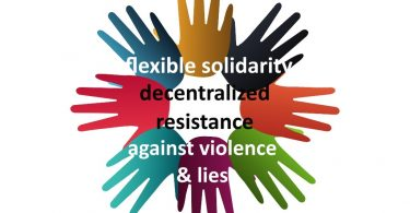 Chris Moore-Backman - Decentralized Resistance - Flexible Solidarity