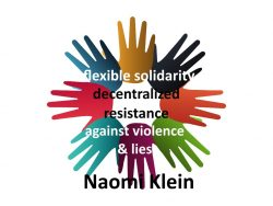 Naomi Klein - Flexible Solidarity - Decentralized Resistance