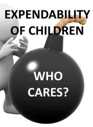 Child with Bomb. Who Cares?