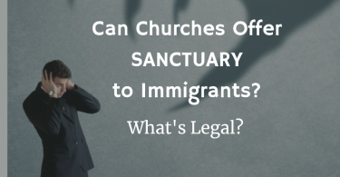 Can Churches Offer Sanctuary?