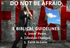 Don't Be Afraid - 3 Bible Helps for Fear