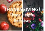Thanksgiving - Three Ways to Practice