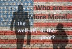 Who Are More Moral, the Rich or the Poor?