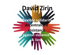 Dave Zirin. Fleible Solidarity. Decentralized Resistance. Against Violence and Lies.